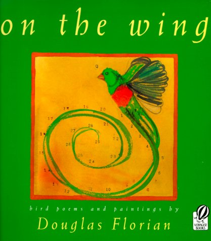 On the Wing   1996 9780152023669 Front Cover