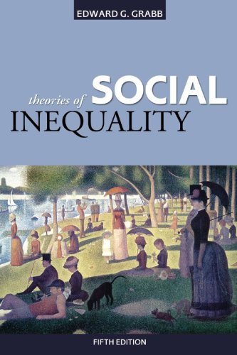 Theories of Social Inequality  5th 2006 9780176416669 Front Cover