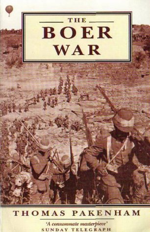 The Boer War N/A edition cover