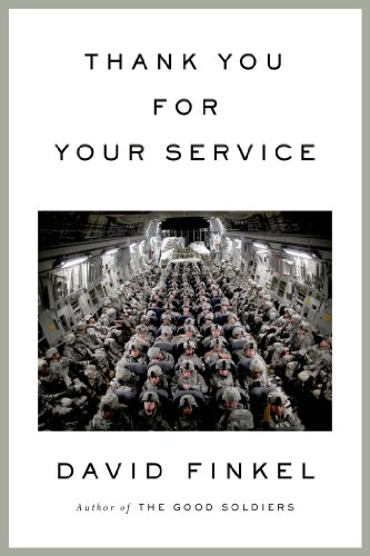 Thank You for Your Service  N/A edition cover