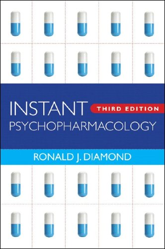 Instant Psychopharmacology  3rd 2009 edition cover