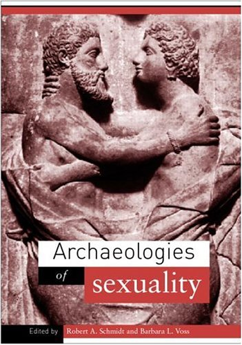 Archaeologies of Sexuality   2000 edition cover