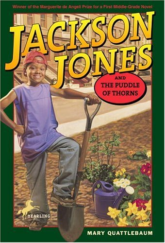 Jackson Jones and the Puddle of Thorns   1995 edition cover