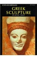 Greek Sculpture The Archaic Period  1978 edition cover