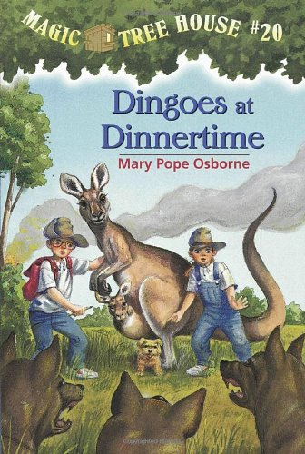 Dingoes at Dinnertime   2000 edition cover
