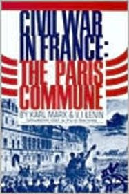 Civil War in France - The Paris Commune  Revised edition cover