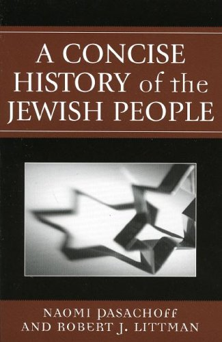 Concise History of the Jewish People   2005 edition cover
