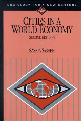 Cities in a World Economy  2nd 2000 (Revised) 9780761986669 Front Cover