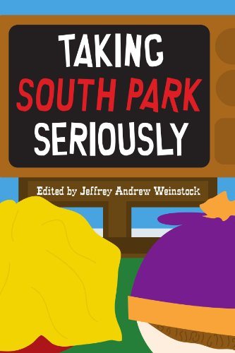 Taking South Park Seriously   2008 edition cover