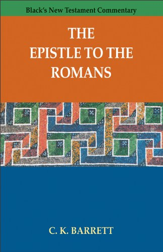 Epistle to the Romans  Revised 9780801039669 Front Cover
