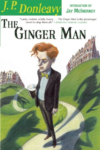 Ginger Man  N/A edition cover