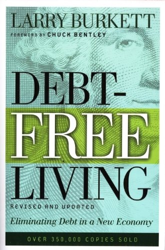 Debt-Free Living Eliminating Debt in a New Economy N/A edition cover