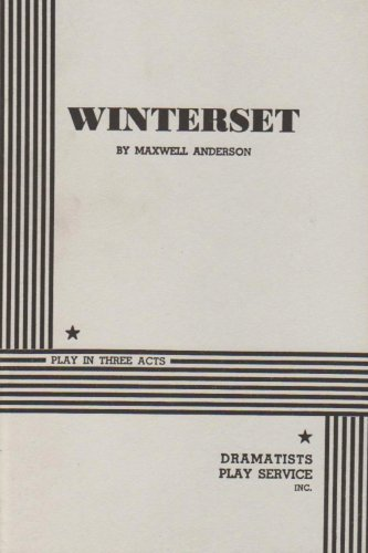 Winterset  N/A edition cover