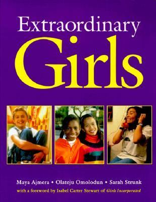 Extraordinary Girls   1999 (Reprint) 9780881060669 Front Cover