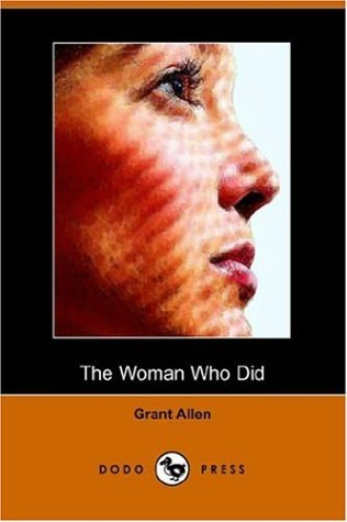 Woman Who Did  N/A 9781406507669 Front Cover