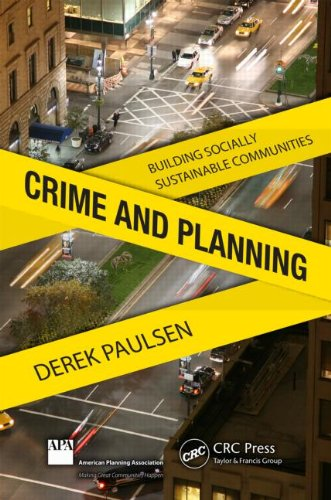 Crime and Planning   2012 edition cover