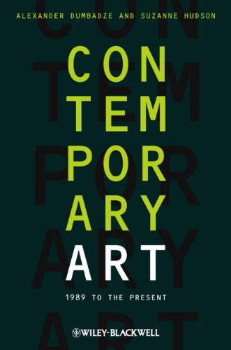 Contemporary Art 1989 to the Present  2013 edition cover