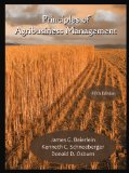 Principles of Agribusiness Management:   2013 edition cover