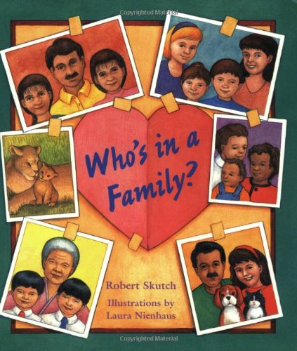 Who's in a Family?  N/A edition cover