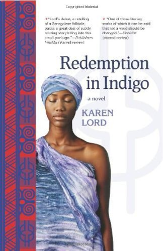 Redemption in Indigo A Novel  2010 edition cover