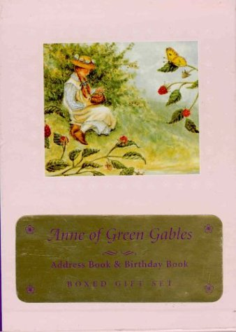 Anne of Green Gables Address Book and Birthday Book N/A edition cover