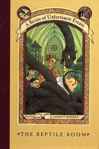 Reptile Room   1999 edition cover