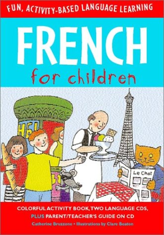 French for Children  2nd 2003 (Revised) edition cover