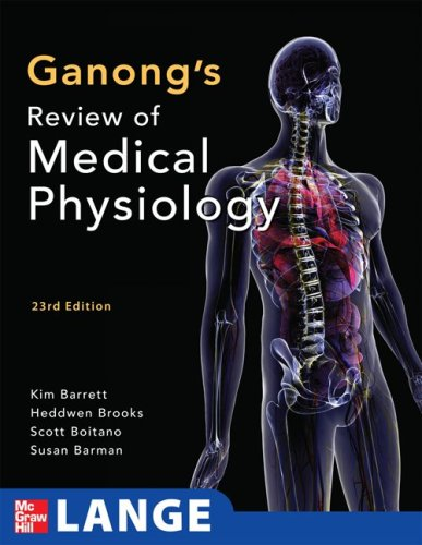 Ganong's Review of Medical Physiology, 23rd Edition  23rd 2009 edition cover