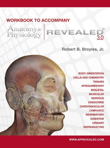 Anatomy and Physiology Revealed  2nd 2012 edition cover
