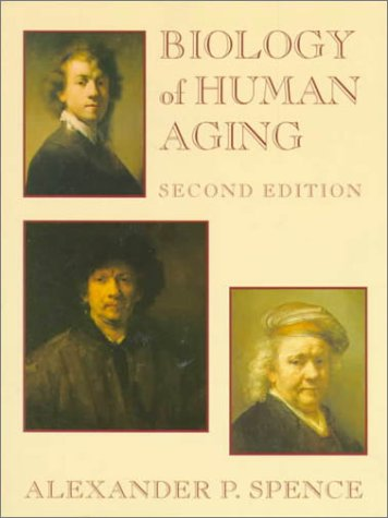 Biology of Human Aging  2nd 1995 edition cover