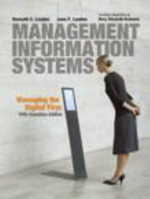 Management Information Systems Managing the Digital Firm 5th 2011 9780132142670 Front Cover