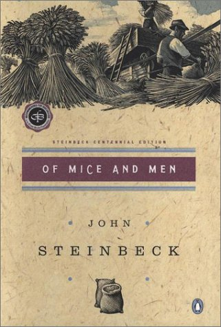 Of Mice and Men   2002 edition cover
