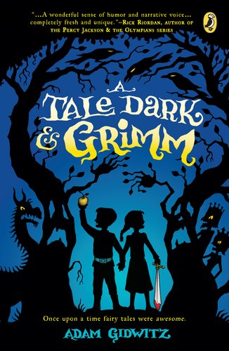 Tale Dark and Grimm  N/A edition cover