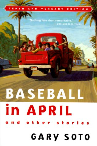 Baseball in April and Other Stories  10th 1990 (Anniversary) edition cover