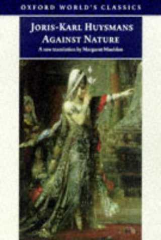 Against Nature A Rebours  1998 edition cover
