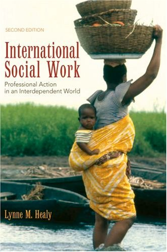 International Social Work Professional Action in an Interdependent World 2nd 2008 edition cover