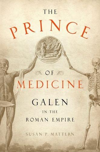 Prince of Medicine Galen in the Roman Empire  2013 edition cover