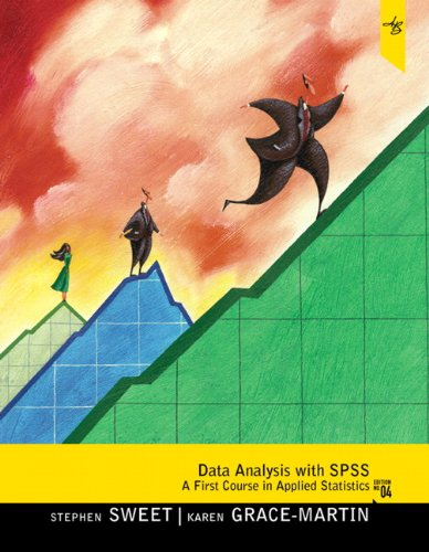 Data Analysis with SPSS A First Course in Applied Statistics 4th 2012 (Revised) edition cover
