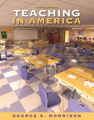 Teaching in America  5th 2009 edition cover