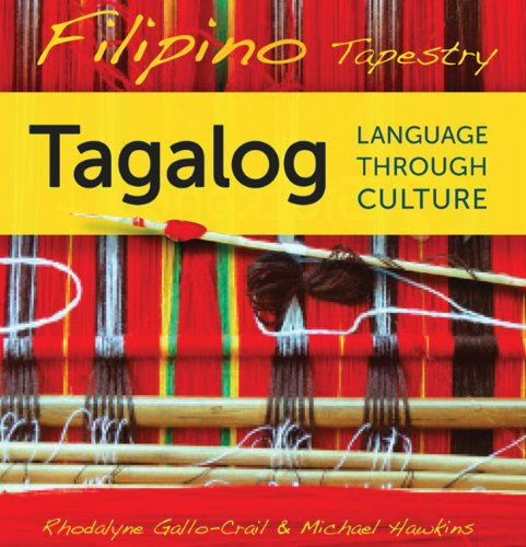 Filipino Tapestry Audio Supplement: To Accompany Filipino Tapestry, Tagalog Language Through Culture  2012 edition cover