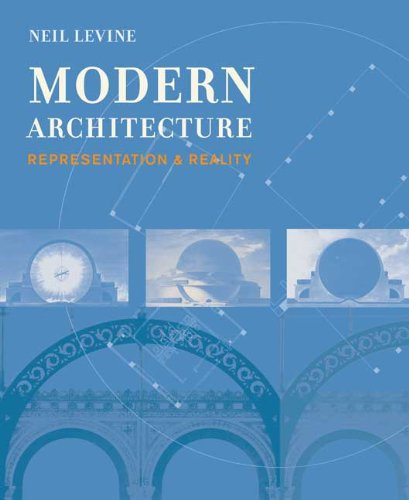 Modern Architecture Representation and Reality  2010 edition cover