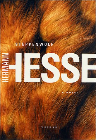 Steppenwolf A Novel  1963 (Revised) edition cover
