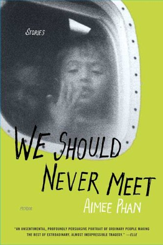 We Should Never Meet  N/A edition cover