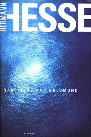 Narcissus and Goldmund A Novel  2003 edition cover