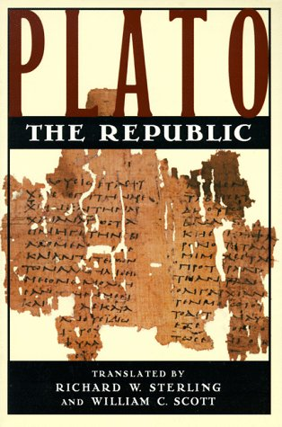 Republic  Reprint edition cover