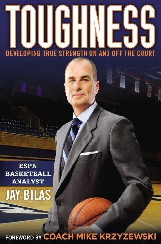 Toughness Developing True Strength on and off the Court  2013 edition cover