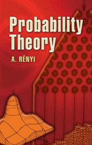 Probability Theory   2007 9780486458670 Front Cover