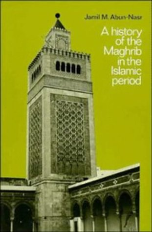 History of the Maghrib in the Islamic Period  3rd 1987 edition cover