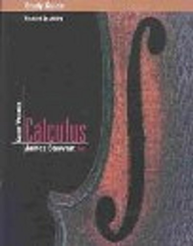Calculus Single Variable Sg Ed5  5th 2003 edition cover