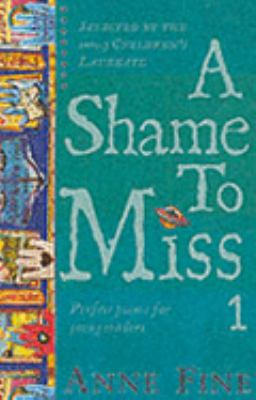 A Shame to Miss Poetry N/A 9780552548670 Front Cover